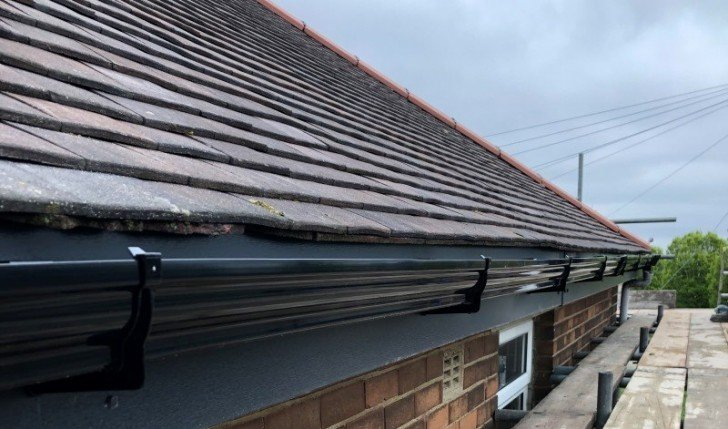 Soffit and fascia repair and replacement