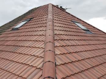 Domestic roofing contractor