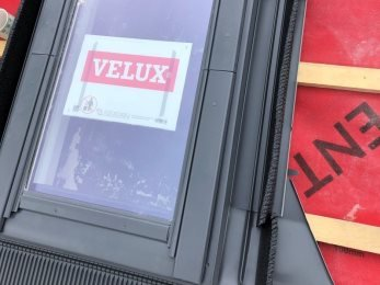 Velux window repair